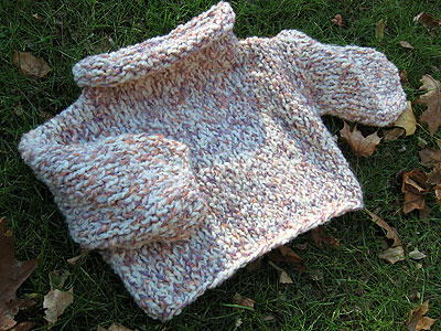 da063a059 Oh-So-Soft Merino Wool hand knit baby sweater, toddler sweater, big or  little kids sweater. This funky, chunky hand knit toddler sweater features  a ...