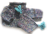 Merino Wool Childrens Sweater
