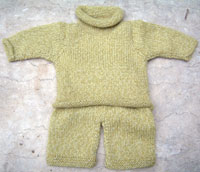 Baby Sweater Gift Set